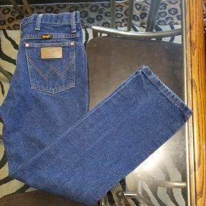 Brand New 31x30 Wrangler Jean's
